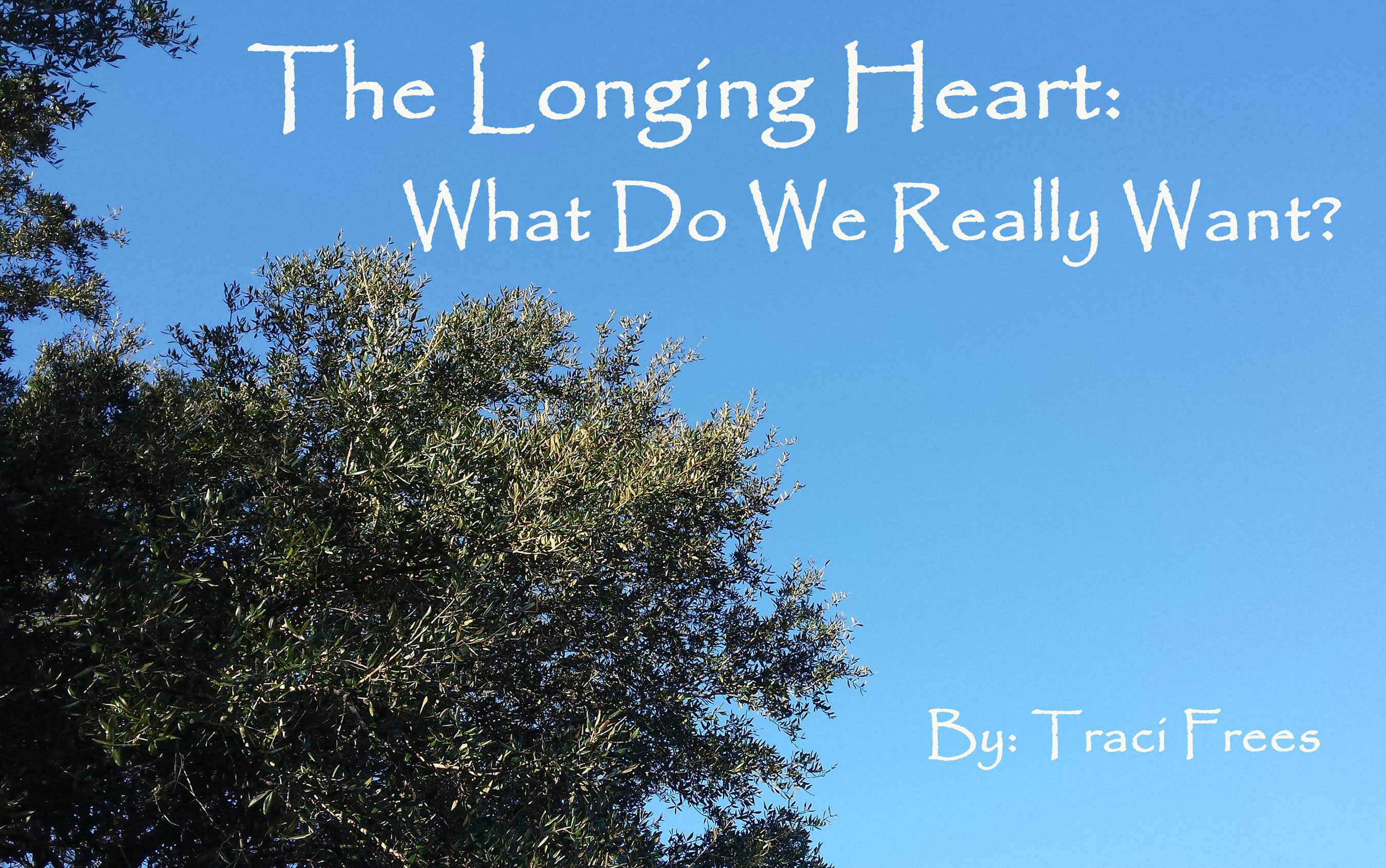 The Longing Heart: What Do We Really Want eBook Link
